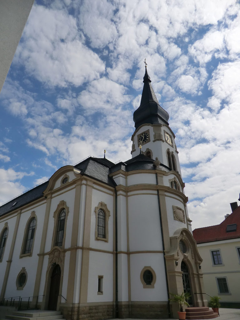 Evangelische Kirche Neulußheim